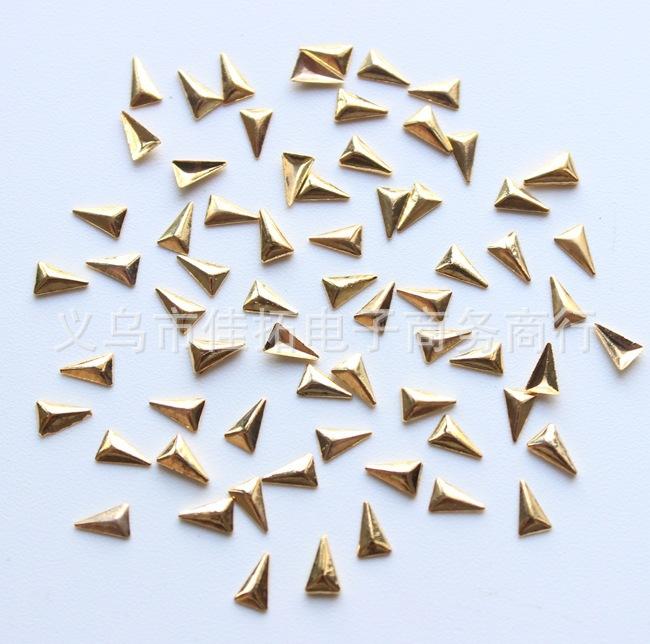 DIY Decorations many style color tip nail art nail sticker nail decal nail tools accessories 1pcs/lots ZJ24(China (Mainland))
