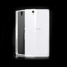 Buy RIVAS 100% Original Silicon Case Sony Xperia Z L36H C6603 C6602 Soft Transparent Crystal TPU Phone Cover Sony Z L36h for $1.89 in AliExpress store