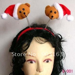 3pcs Wholesale Popular Free Shipping best selling Arrival Wholesale Cute Headband Halloween Horror Gift for Party Novelty Gift