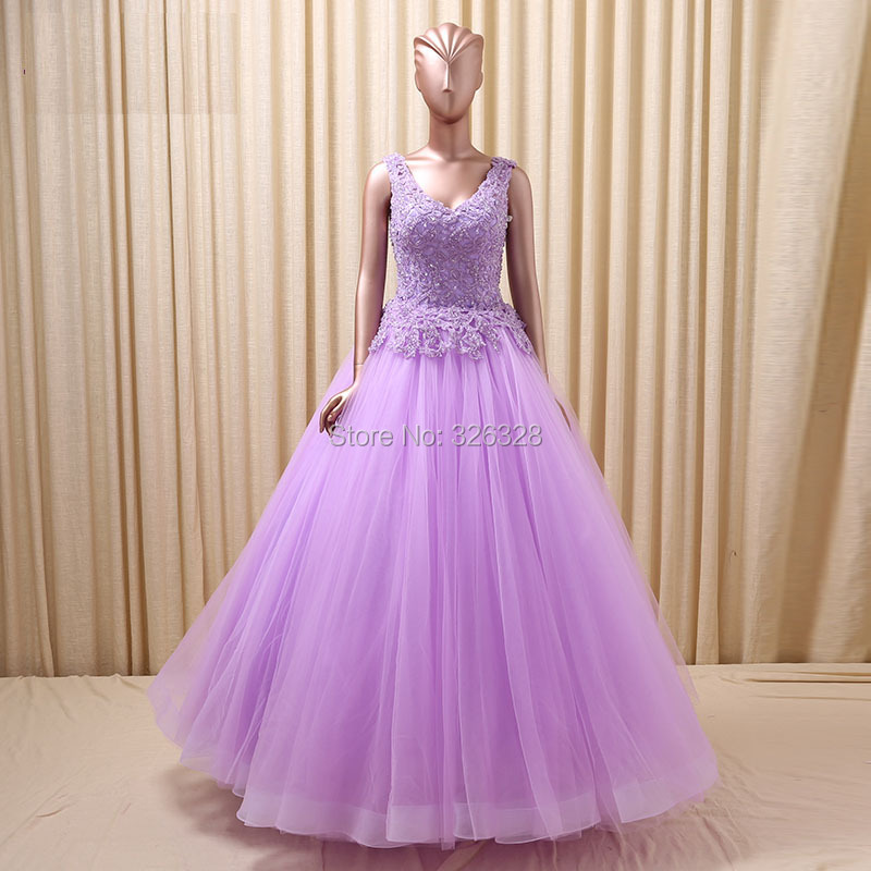 popular lavender and white wedding dressesbuy cheap