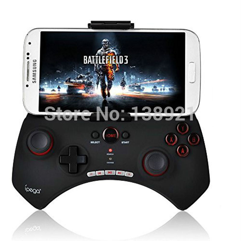 Generic Brand New Wireless Bluetooth Game Joystick Gaming Controller Gamepad Video Game Consoles(China (Mainland))
