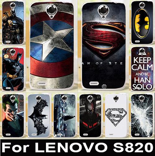 Чехол для для мобильных телефонов OEM 2015 DIY Lenovo S820 820 D004 tought screen lenovo s820