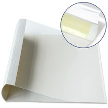 DSB Thermal Binding Cover, A4, 50 mm Diameter, White,480 Sheets, 20 Pcs, Super Sticky Hot Melt Adhesive, Office Supplies(China (Mainland))