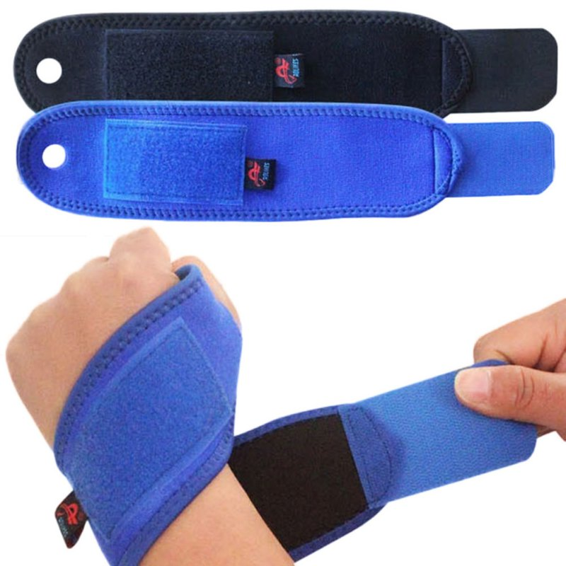Outdoor Sports Carpal Breathable Wrist Support Strap Brace Arthritis Sprain Protector Wristband
