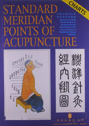STANDARD MERIDIAN POINTS OF ACUPUNCTURE.Traditional Chinese Medicine science.English Book. from China.Office &amp; School Supplies<br><br>Aliexpress