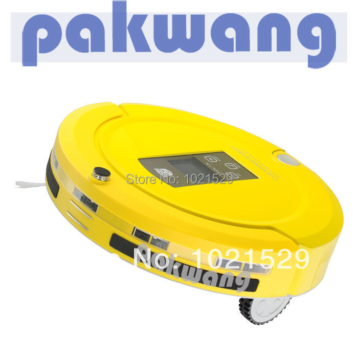 Low Price Robotic Vacuum Cleaner, Home Appliance SQ-A325 hot selling good robot(China (Mainland))