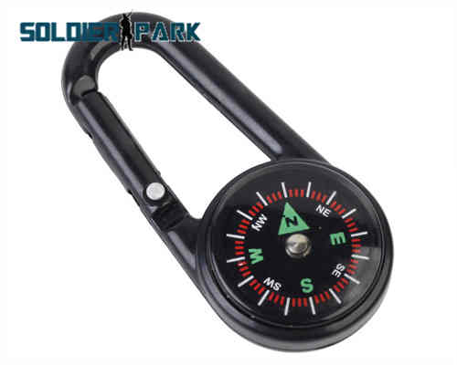 Wholesale 5 Pcs/Set Portable Mini Compasses with Buckle Outdoor Camping Hiking Pointer Wild Survival Military Pointing Keychain(China (Mainland))