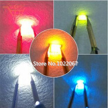 Free Shipping 5colorsx20pcs=100pcs 0603 SMD LED Super Bright Red/Green/Blue/Yellow/White Water Clear Light Diode R, G ,B ,W ,Y
