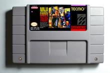 Action Game Cartridge – Ninja Gaiden Trilogy USA Version English Language