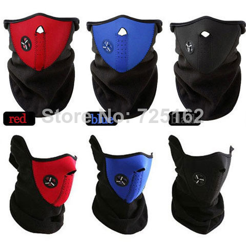 Free shipping Ski Snowboard Bike Motorcycle face mask helmet Neck Warm motocross helmet capacete motocross(China (Mainland))