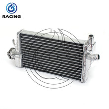 Motorcycle Parts Aluminium Cooling Radiator Honda CR250 CR250R CR 250 2002 2003 2004 2005 2006 2007 Motorbike - Love is motorcycle store