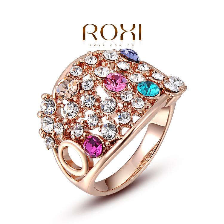 Кольцо ROXI Multicolor 36529259320 кольцо roxi h991 2010009290b
