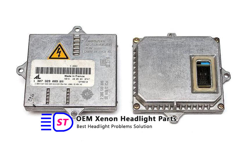 OEM Factory For 02-06 BMW E46 E63 E64 X3 M3 M6 Xenon BALLAST HID CONTROL UNIT MODULE ECU 63 12 6 918 593(China (Mainland))