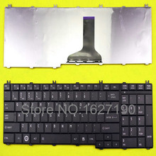NEW US layout/Letter Laptop Keyboard for TOSHIBA Satellite C650 C660 L650 L670 BLACK(OEM) Free shipping