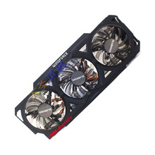 Buy Computer PC Radiateur Radiator Radiador Cooler Heatsink Video Graphics Card Gigabyte R9 290 290X r9-290x 290 Cooling for $43.24 in AliExpress store