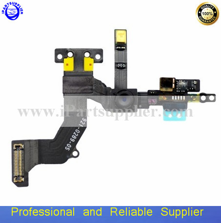 100% Guarantee Original Front Camera with Sensor Flex Cable Ribbon for iPhone 5 5G