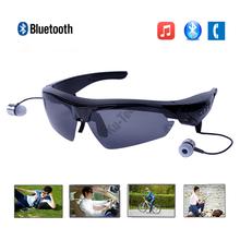 Bluetooth спорт солнечные очки беспроводная гарнитура Hi — Fi стерео музыка телефонный звонок руки наушники для iphone или мобильный телефон