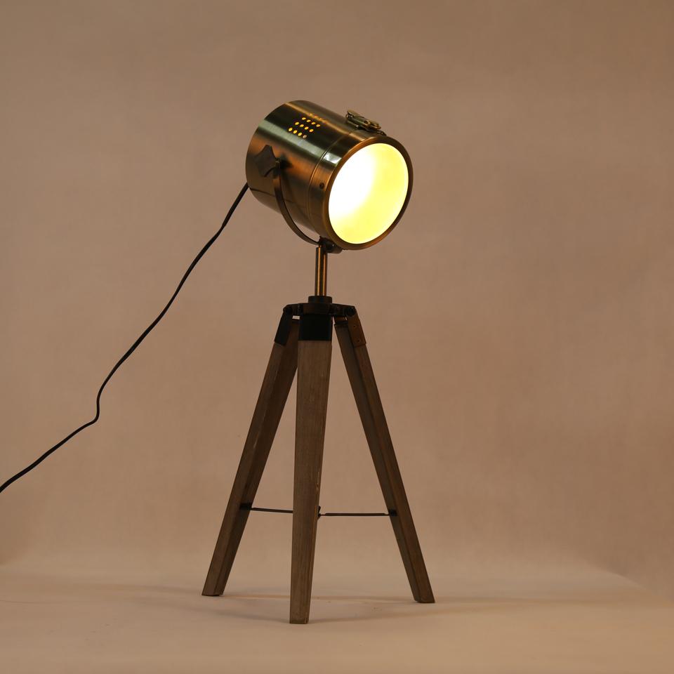 Popular spotlight tripod lamp buy cheap spotlight tripod for Cheap tripod lamp