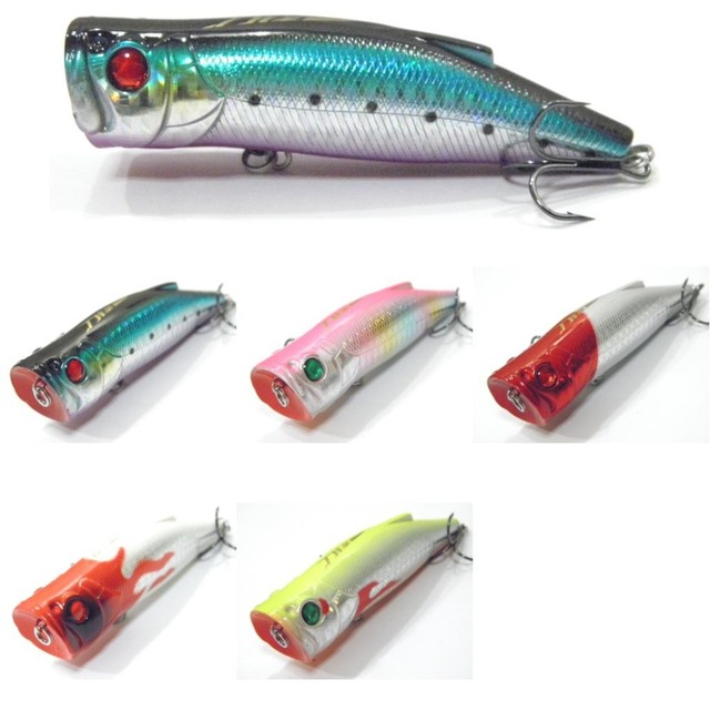 Buy fishing lure topwater popper for Topwater fishing lure