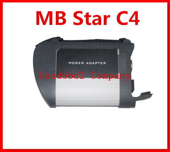 MB star c4 SD Connect Compact 4 Star Diagnosis for mercedes benz only main machine Hot Selling(China (Mainland))