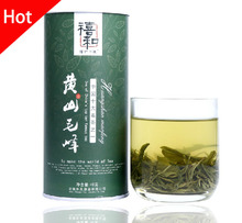 Buy Green Tea Real Organic new early spring Huangshan Maofeng tea green Fragance Chinese green tea weight loss Fur Peak for $9.90 in AliExpress store