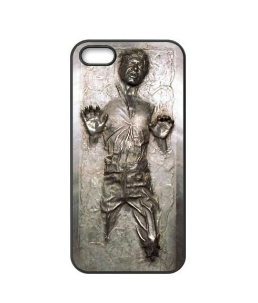Han Solo Carbonite Star Wars case for iphone 4 4s 5 5s 5c 6 6plus Samsung