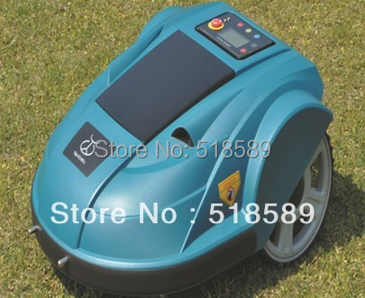 Automatic Robot Lawn Mower with LED display and free shipping(China (Mainland))