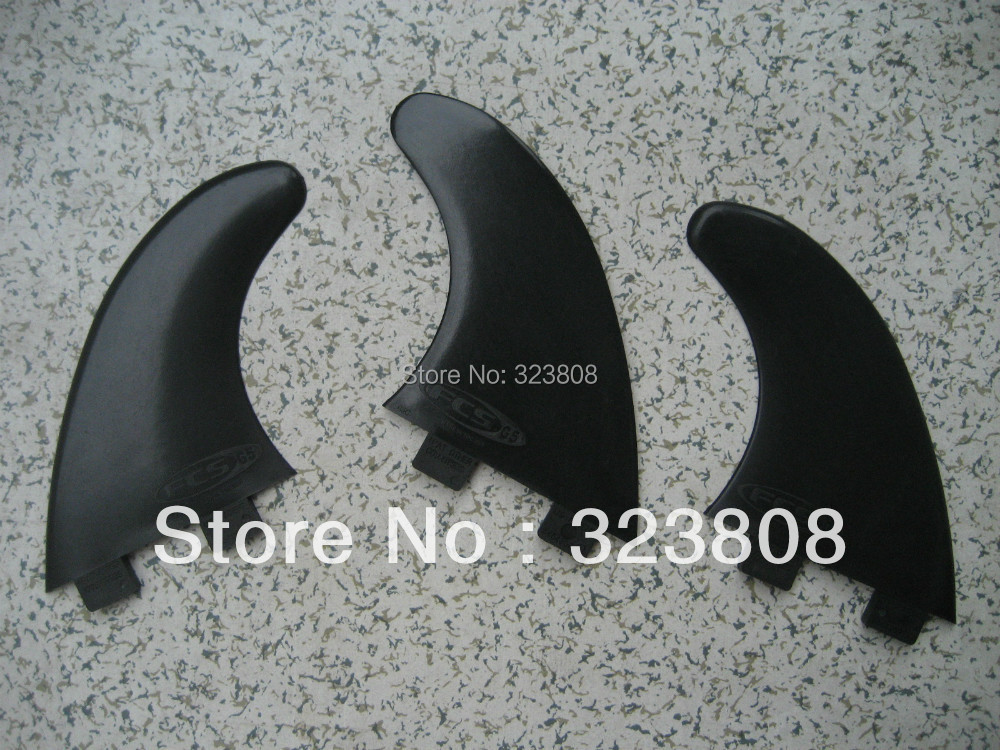 free shipping surfboard fin/fcs/surfboards/ G5/black surf(China (Mainland))