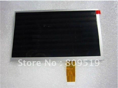 "Freeshipping   7""    New and original   TFT  LCD Screen /display  AT070TN07 V.A V.B V.D"