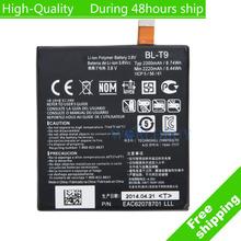 Hohe Qualität BL-T9 2300 mAh Lithium-ionen-polymer-akku Fit Flex Kabel für LG Nexus 5 D820 Kostenloser Versand(China (Mainland))