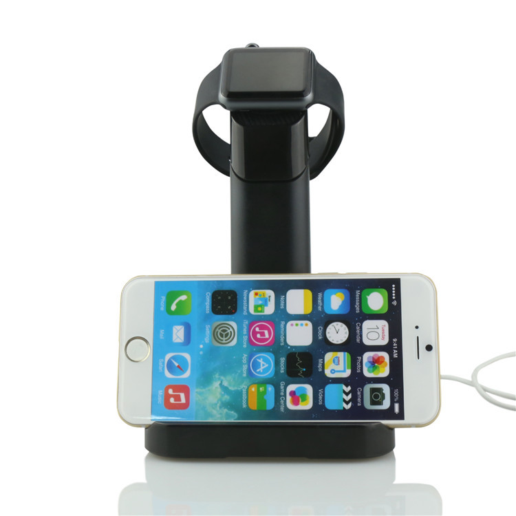 Charging Stand Bracket Docking Station Holder for Apple Watch,Smart Watch Stand Holder Charger Cord Docking Station(China (Mainland))