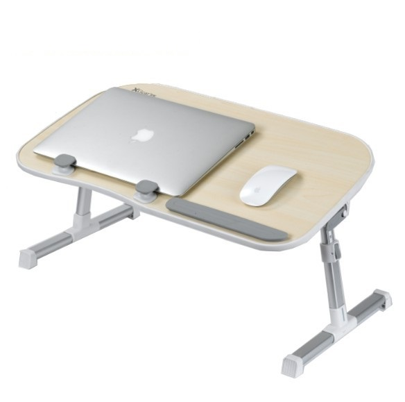 EC DAILY Buy one get three match whale Q beans laptop desk bed table large folding lazy desk study table FREE SHIPPING(China (Mainland))