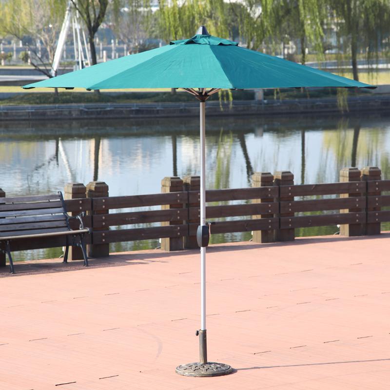 2.2 m high-grade outdoor umbrellas straight bar beach umbrella UV sun column<br><br>Aliexpress