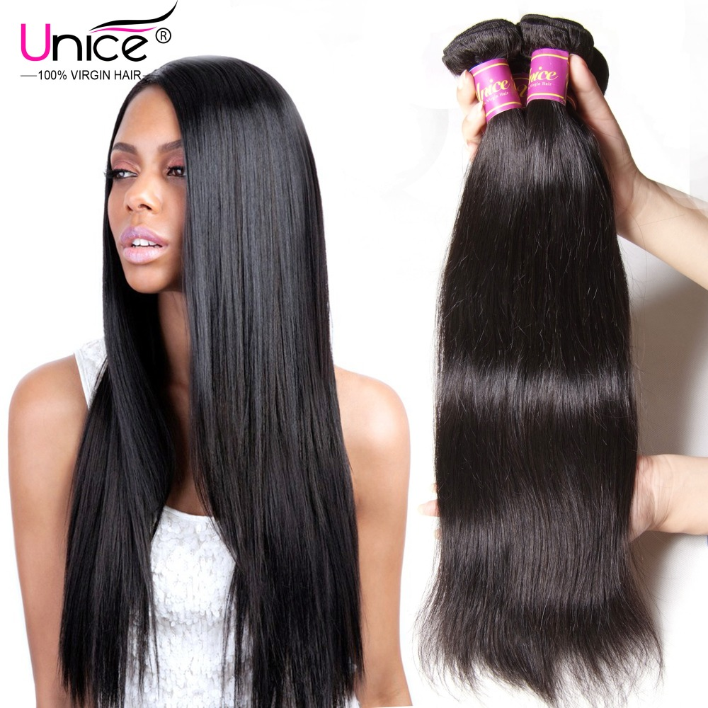 Milky Way Hair Weave Straight Styling Hair Extensions