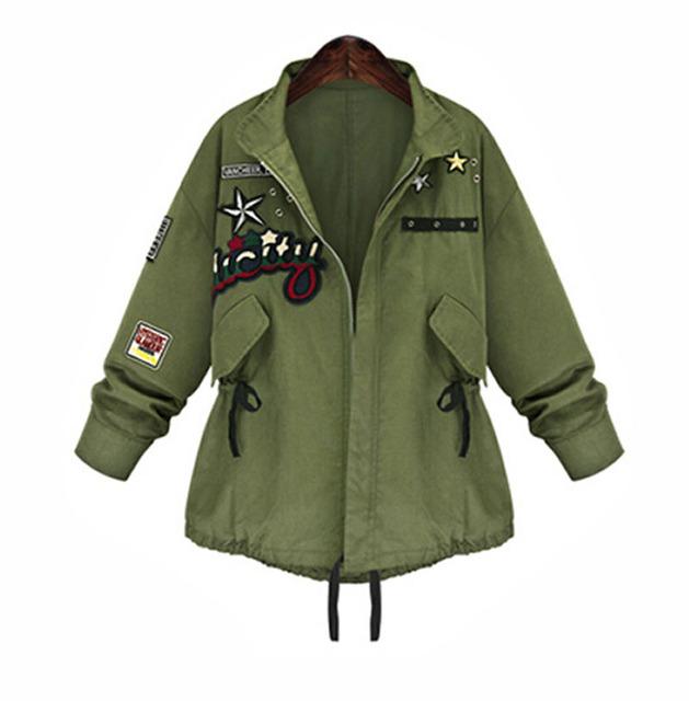 2015 горячая распродажа осень зима куртки женщин топы с длинным рукавом тонкий отложным ...