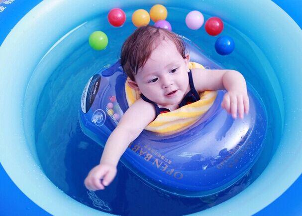 Children swim ring baby swim ring armpits ring infant swim ring life buoy baby(China (Mainland))
