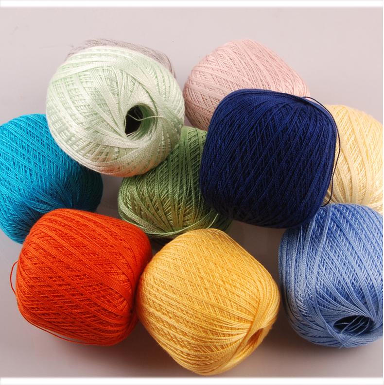 Купить нитки хлопок для вязания крючком