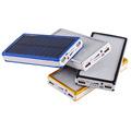 12000mAh Solar Power Bank Portable External Battery Charger For Smart Phones Solar Powerbank Dual USB LED