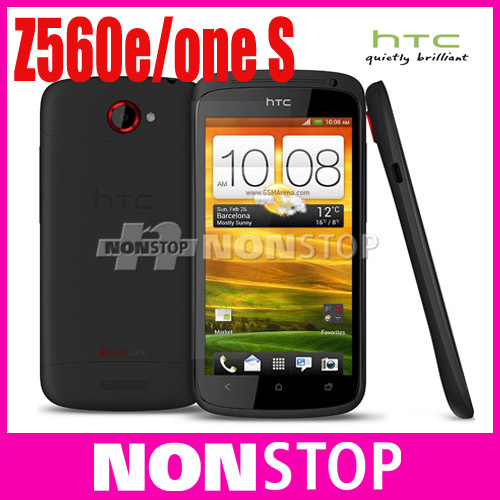 Z520e Original HTC One S Z560e Android GPS WIFI 4.3''TouchScreen 8MP camera 16G Internal Unlocked Cell Phone(China (Mainland))