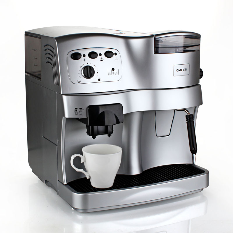 Commercial Automatic Coffee Maker ~ Free shipping gater cm fully automatic household