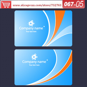 0067-05 business card template for printer card free design business cards business cards for free<br><br>Aliexpress