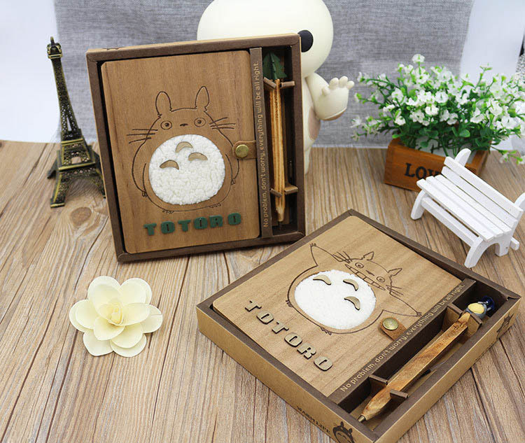 2014new cute stationery loose leaf notebook notebook A5 leather diary sheet page clip book to buy as a gift for the inner core(China (Mainland))