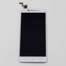 Free shipping Top quality Touch Screen Digitizer LCD Display Assembly For Lenovo A 5000 white with tools(China (Mainland))