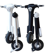 29kg Foldable Electric Scooter 48V 500w Portable electric motorcycle Suitable for adults electric bicycle(China (Mainland))