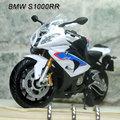 Brand New 1 12 Scale Motorbike Model Toys S1000RR Super bike Diecast Metal Motorcycle Model Toy