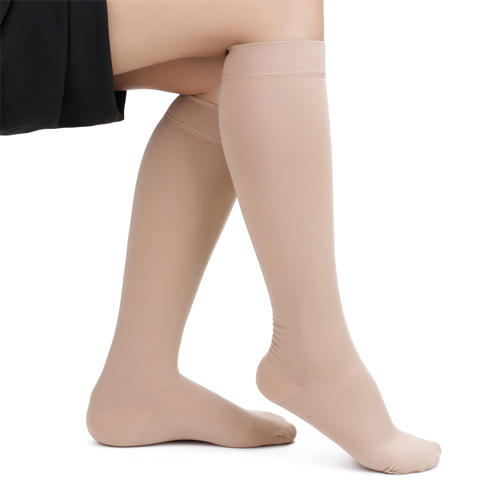 1pair Unisex Miracle Socks 20-30mmHg Compression Level Anti-Fatigue Compression Stockings Soothe Tired Legs M/XL Hot Selling(China (Mainland))
