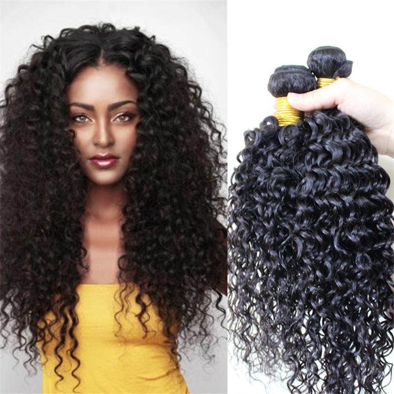 Good Cheap Curly Hair Weave 66