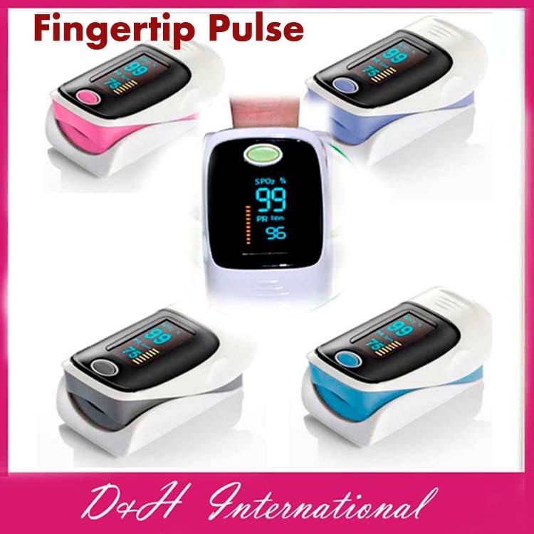 2015 New arrive Fingertip Pulse Oximeter SPO2 Rate Oxygen Monitor Sound Alarm - D&H International Co., Ltd. store