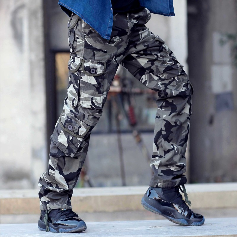 Popular Mens Cargo Pants Camouflage-Buy Cheap Mens Cargo Pants ...