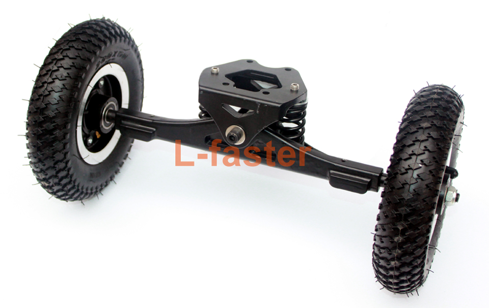 off road skateboard truck with 8 inch wheel -3-a